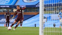 Foot - ANG - Angleterre: Manchester City prend l'eau contre Leicester