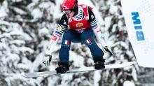 Snowboardcross - CM - Snowboardcross - Coupe du monde: Merlin 2e, Pereira De Sousa 3e