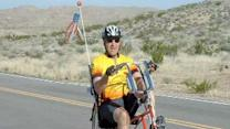 Biking For The Troops