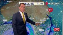 Southern Australia slammed by wild weather