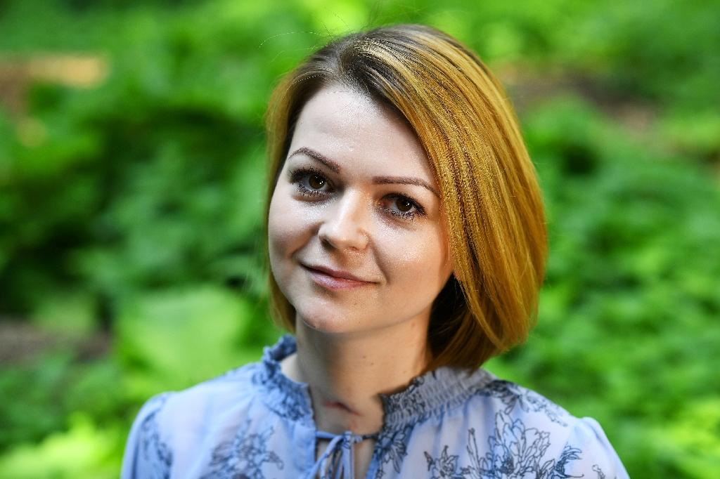 Yulia Skripal, who was poisoned in England along with her father, former Russian spy Sergei Skripal, was discharged from hospital last month