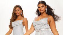 """""""Pretty Little Thing"""" zeigt Models mit verschiedenen Größen im gleichen Kleid"""