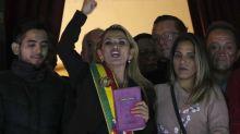 Bolivia: Áñez promulga ley de ampliación a su mandato
