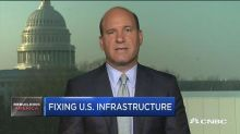 AECOM CEO: Can't have 'America First' policy if infrastru...
