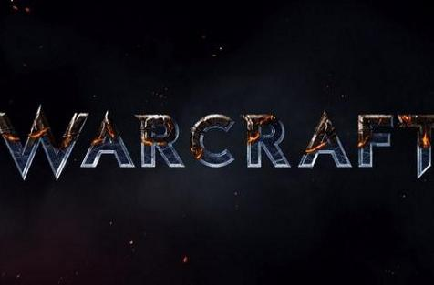Warcraft movie logo, props revealed