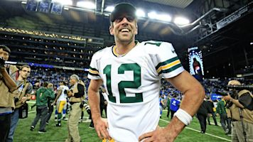 Finishing career with Pack is Rodgers' 'dream'