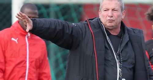 Foot - L2 - Red Star - Rolland Courbis est intervenu comme consultant auprès du Red Star (L2)