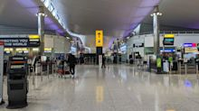 Heathrow reopens, but there's little sign of celebration inside its eerily quiet terminals