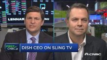 Dish CEO: Our focus is providing Sling TV customers with ...