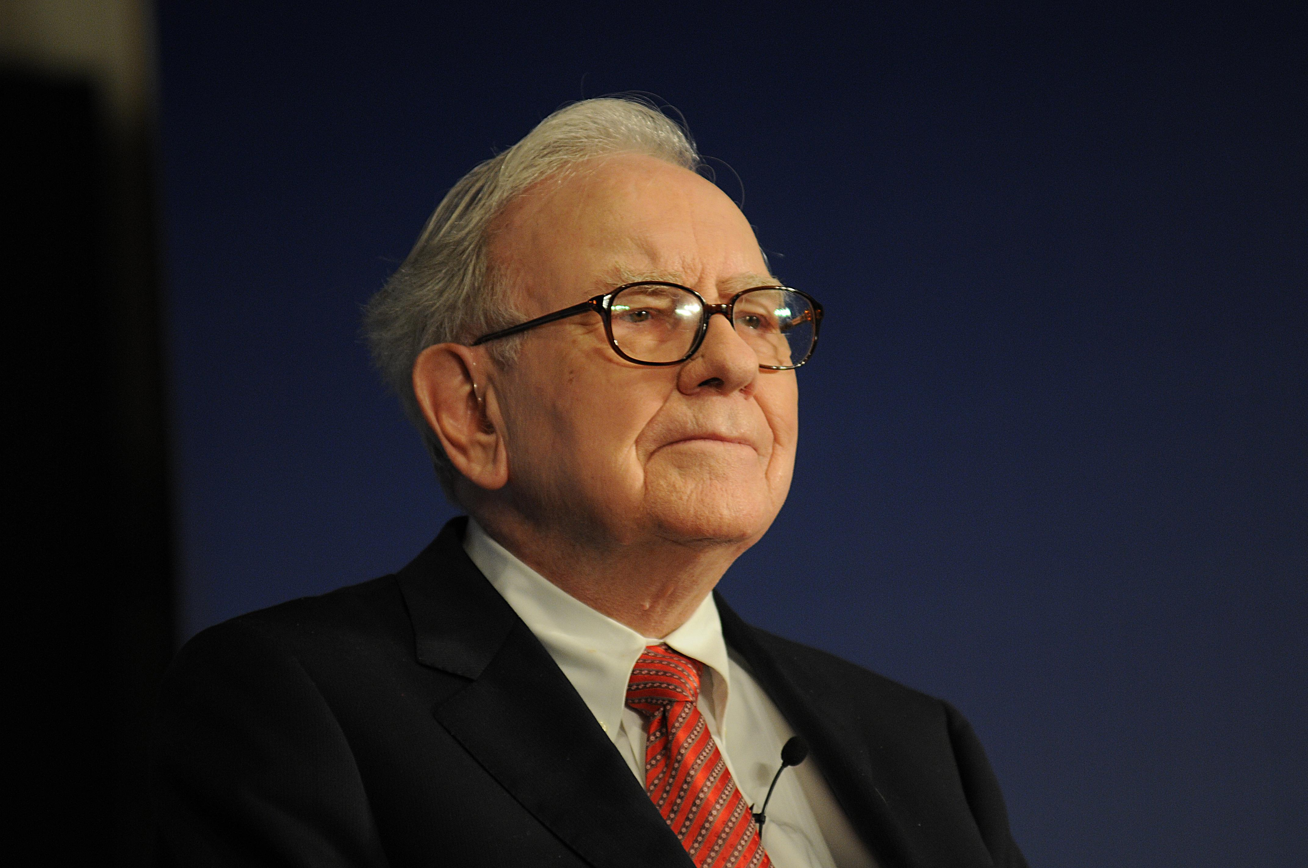 Warren Buffett muses on the difference between IQ and wisdom: 'It's interesting'