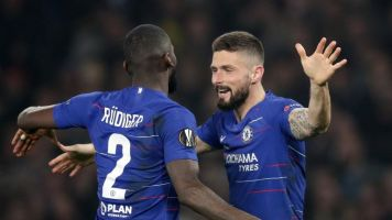 Chelsea vs Malmo: Player ratings as Maurizio Sarri's side saunter into Europa League last-16