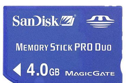 Deal: 4GB Memory Stick for $20