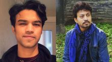 Babil Khan Shares Picture of Irrfan Khan's Grave as He Re-watches Film they Watched Together Three Years Ago