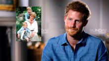 Princes William and Harry regret last 'rushed' phone call with Diana