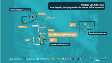 Erdene Announces New Gold Discovery 3.5 km North of the Bayan Khundii Gold Deposit