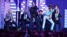 BTS and Demi Lovato's Emotional Return Top Grammys Twitter Moments