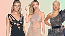The most naked celebrity dresses from the 2018 GQ Awards