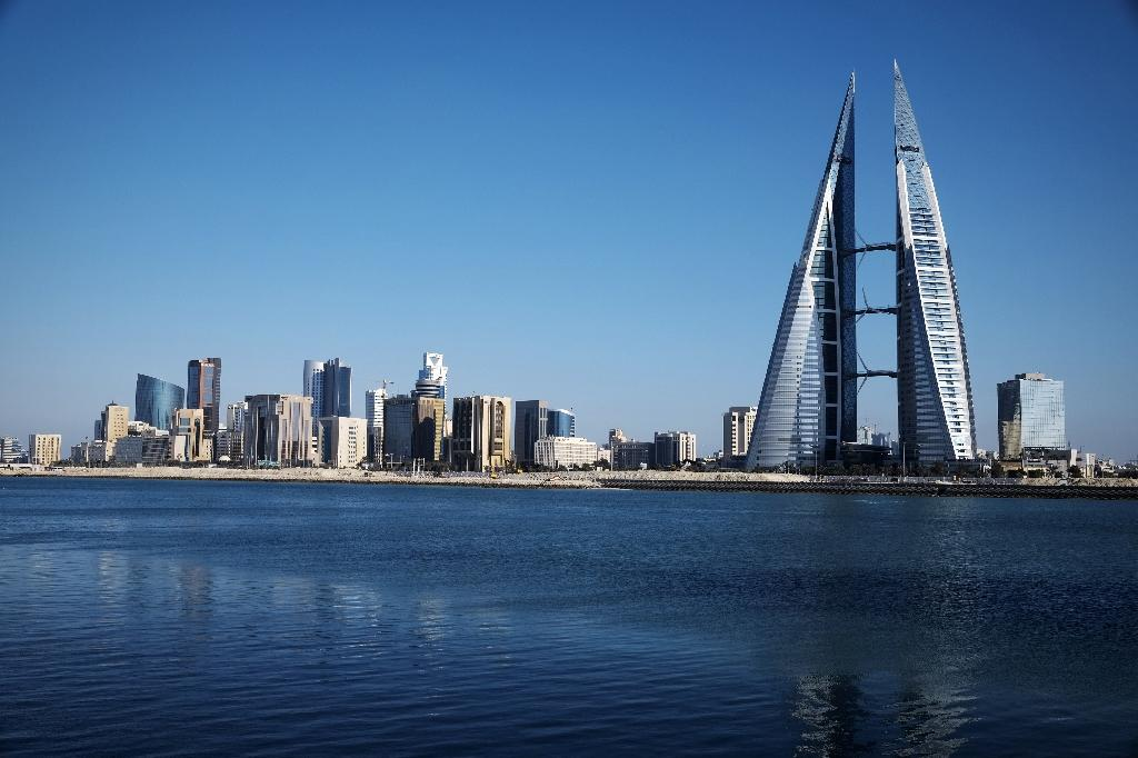 Hakeem Alaraibi is wanted on charges of vandalising a police station in Bahrain, but he says he was out of the country at the time
