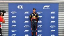 Ricciardo stays within limits and on track