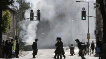 Israeli police, ultra-Orthodox protesters clash over schools