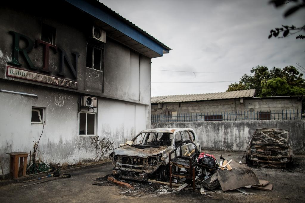 Post-election unrest has claimed at least seven lives in oil-rich Gabon, ruled by the Bongo family since 1967 (AFP Photo/Marco Longari)