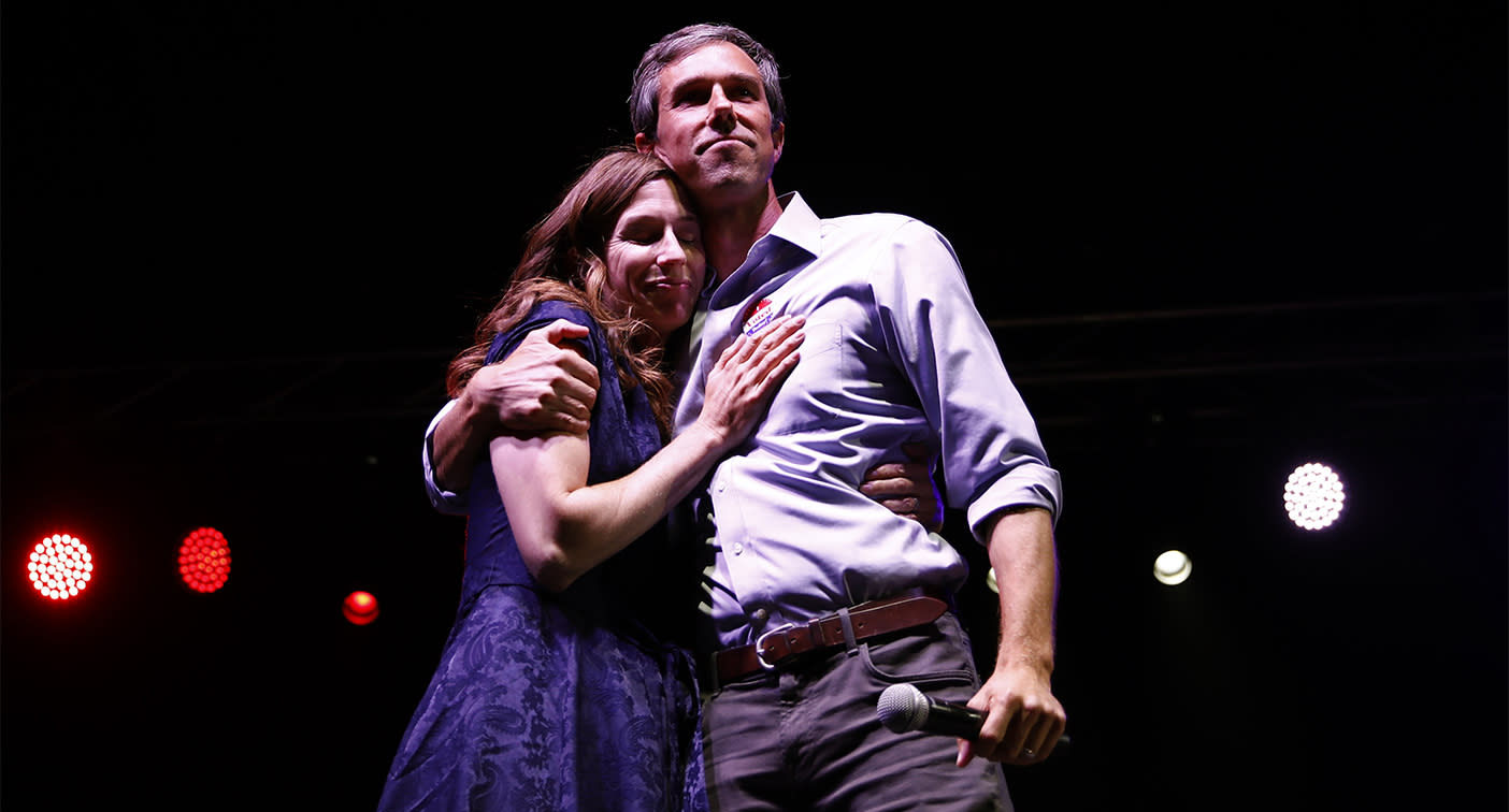 Where does Beto go from here? Hint: he's not running in 2020.