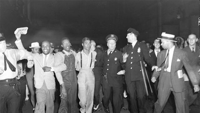 Scottsboro Boys: a Pardon Decades in the Making