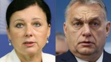 Orban fordert nach Rechtsstaatskritik Rücktritt von Vizechefin der EU-Kommission
