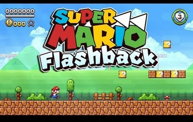 The Morning After: Mario Flashback