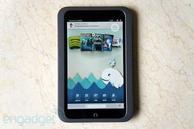 Nook HD review: a high-def tablet with the heart of a reader