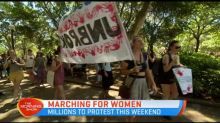 Third annual Women's March to take place