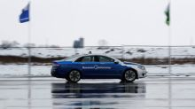 In Canada, driverless cars learn to see in the snow
