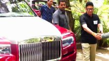 Find out who in Bollywood owns the most expensive SUV in the world!