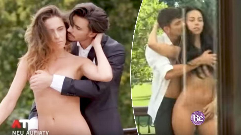 Austria's Next Top Model contestants forced to pose naked