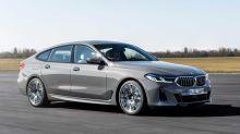 BMW Série 6 GT - Restylage et passage à la micro-hybridation