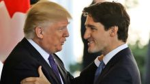 Trudeau, Trump talk borders as asylum-seekers stream into Canada