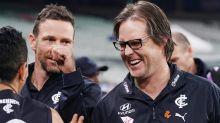 Carlton not fazed by looming shift to WA