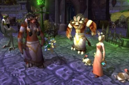 World of Warcraft kicks off Noblegarden
