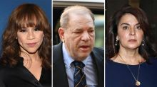 Rosie Perez Testifies at Harvey Weinstein Trial to Bolster Annabella Sciorra's Rape Allegation