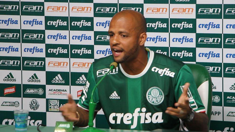 Palmeiras: Os prós e contras da provável reintegração de Felipe Melo