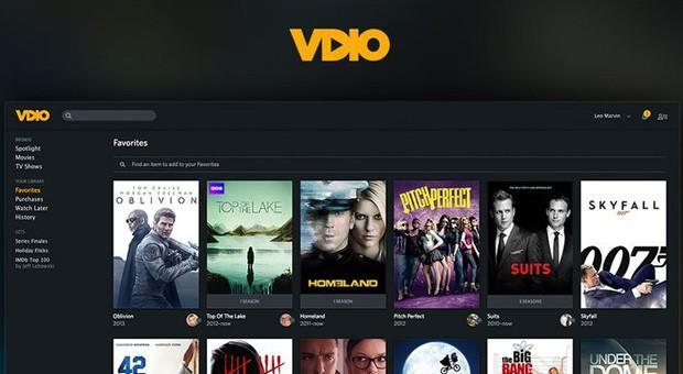 Vdio launches in Canada with a smaller catalog