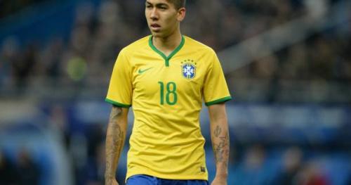 Foot - CM 2018 - BRE - Brésil : Firmino remplace Gabriel Jesus