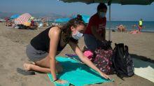 Températures records en Espagne: plus de 45°C dans la région de Málaga ce week-end.