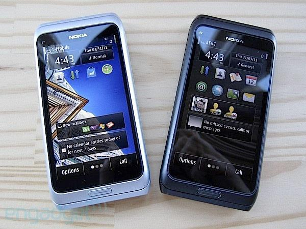 How would you change Nokia's E7?