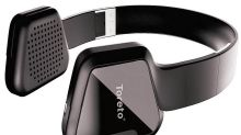 Toreto Air Wireless Headphones: Stereo sound, long playtime