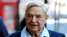 Explosive device found at home of George Soros: New York Times