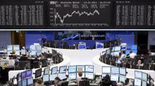 《歐股》大股東挺 匯豐飆9% 泛歐指創3個月最大漲幅