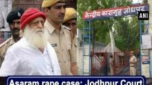 Asaram rape case: Jodhpur Court to pronounce verdict today