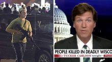 Fox News commentator slammed for defence of protest shooter
