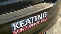 Brothers Charged With Stealing Congressman's Car